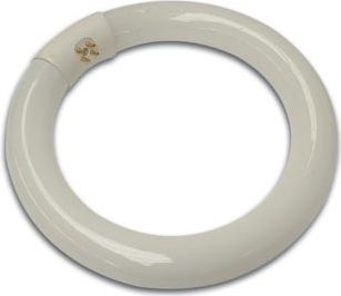 Lysstofrør - 22W cirkulær, T9, G10q sokkel (Ø210mm)