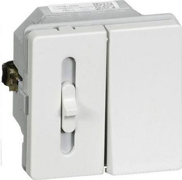 Lauritz Knudsen - Fuga lysdæmper LED-S - 120VA, m. korrespondance, Hvid