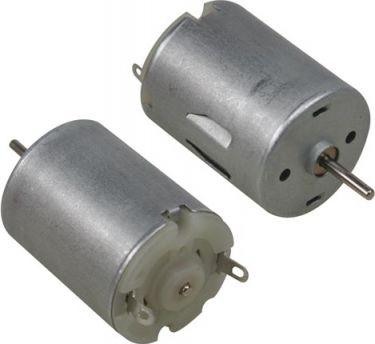 Mini DC motor - 2,5-6Vdc / 250mA 14500rpm
