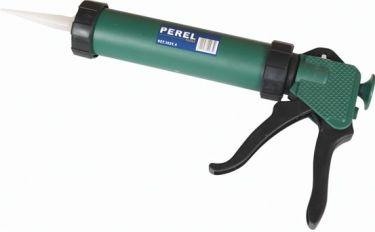 PEREL - Fugepistol til plastposer (hylsterlængde 230mm)