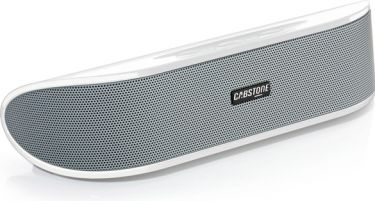Cabstone - USB Soundbar højttaler - 12Wrms m. aktiv bas, Hvid
