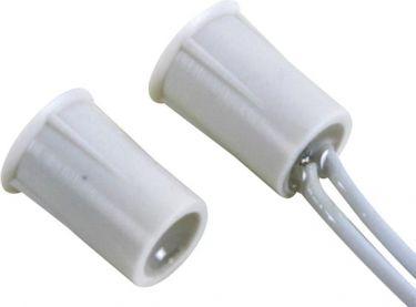 REED kontakt - Magnetisk 0,5A ved 100Vdc (SPST-NC)
