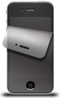 GOOBAY - Displayfolie til iPhone 4/4s (1 stk.)