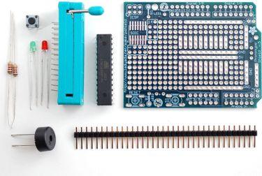 Adafruit - Standalone AVR ISP Programmer Shield Kit for Arduino