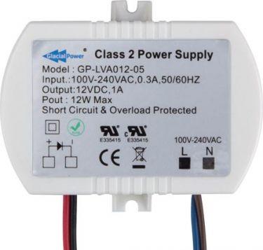 LED strømforsyning - 12Vdc / 12W