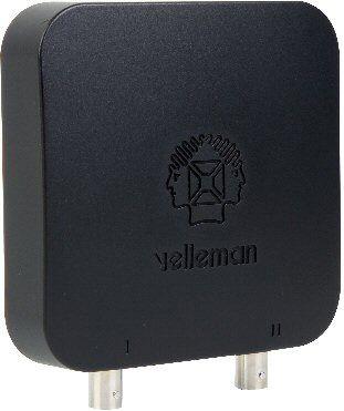 Velleman - PCSU200 USB PC oscilloskop og signalgenerator