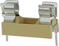 Sikringsholder - 5 x 20mm, til print, HQ