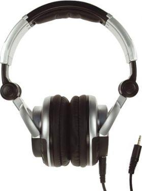 HQ Power - Prof. DJ stereo hovedtelefon