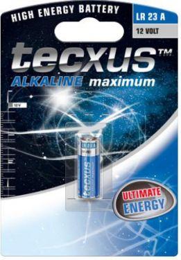 Tecxus - Tecxus - Alkaline LR23/GP23/V23/MN21 bat. 12V/38mAh (1 stk.)