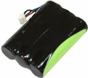 Kirk DECT batteri til F/Z-30,40xx serie - 720mAh