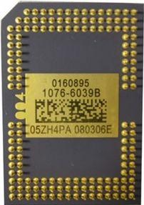 Projektor DMD chip - 1076-6039B (1076-6038B, 1076-601AB)