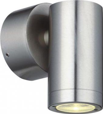 LED EXTERIOR rustfri stål væglampe - 230VAC - IP65