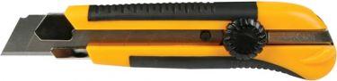 Toolland - Hobbykniv m. sikkerhedslås - 25mm bladprofil