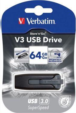 Verbatim - USB 3.0 pendrive - Superspeed USB stik, 64GB
