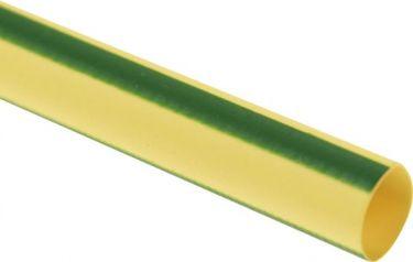 Velleman - Krympeflex 2:1 - 9,5mm GRØN/GUL (1m)