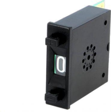 Fingerhjulsomskifter - 10 positioner, DEC/DEC (46 x 10mm)