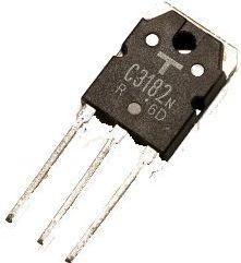 2SC3182N Transistor SI-NPN 140V 10A 100W (TO-3P)