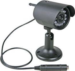 Ekstra trådløs kamera til CAMSETW15 og CAMSETW16