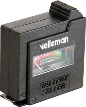 GOOBAY - Batteritester - Til alkaline AAA/AA/C/D og E-blok