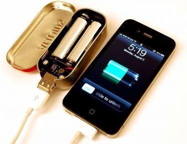 MintyBoost Kit v3.0 - 5V / 500mA mobiloplader