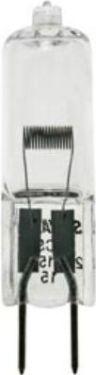 Sylvania - G6,35 halogenstiftpære - 24V / 150W FCS (Sylvania 3400K 50h)