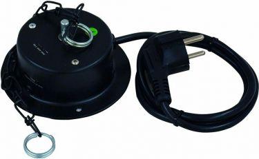 Eurolite - Spejlkuglemotor - 3 rpm. 230VAC (maks. 3 kg)