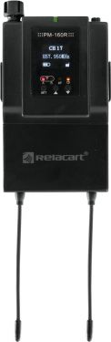Relacart PM-160R Diversity In-Ear Receiver