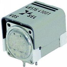 Kiprelæ (bistabilt) - 12VDC, 2 x slutte (NO) kontakter