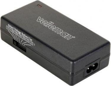 HQ Power - Notebook strømforsyning - 15 til 24V / 70W (2,9A) +USB
