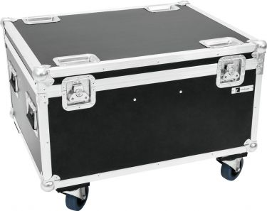 Roadinger Flightcase 4x TMH-15 with wheels