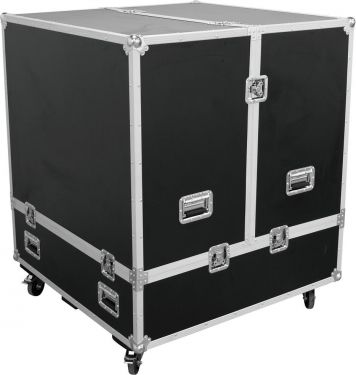 Roadinger Flightcase Mirror Ball 100cm
