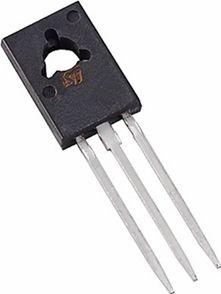 BD237 NPN-SI 80V/2A 25W