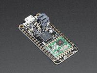 Adafruit - Adafruit Feather 32u4 with RFM69HCW Packet Radio - 433MHz