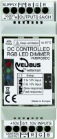 Velbus - VELBUS - 0..10V RGB LED lysdæmper