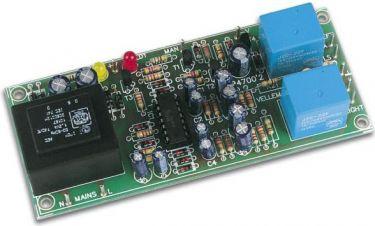Velleman - K4700 - 2 kanal højttalerbeskyttelse