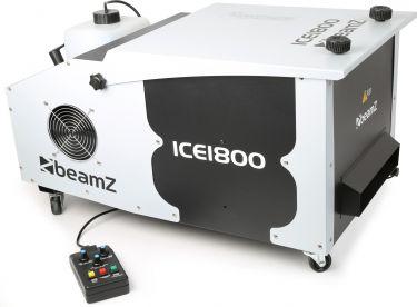 """Røgmaskine med is """"ICE FOGGER"""" 1800W - DMX og Timer-funktion, ICE1800"""