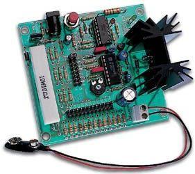 Velleman - K7300 - Universal batterilader /aflader