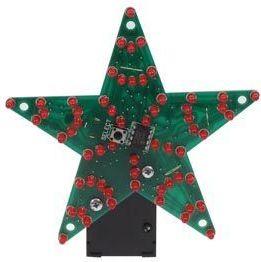 Velleman - MK170 - Multi-effekt LED julestjerne