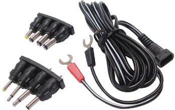 Universal DC kabelsæt (1,8m)