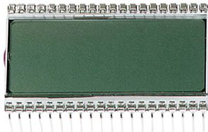 3 1/2 DIGIT LCD DISPLAY I1048