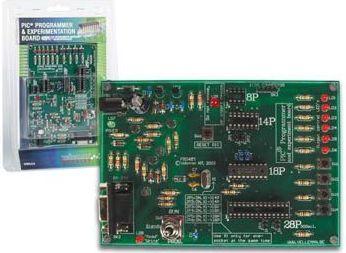 Velleman - VM111 - PIC programmeringsmodul (m. software)