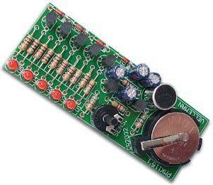 Velleman - MK115 - Lydstyrkemåler