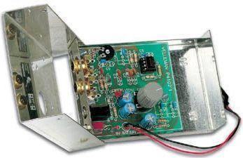 Velleman - K4102 - Guitar forforstærker m. hovedtelefonudgang