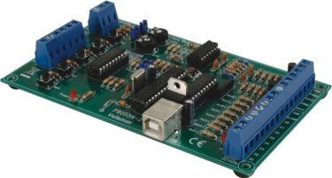 Velleman - K8055N - USB experiment interface print