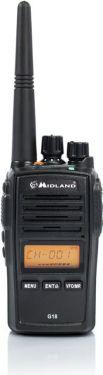 MIDLAND - MIDLAND - G18 prof. PMR446 radio (IP67)