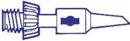 Portasol - Spids til GAS/PROF og GAS/SET - 3,2mm