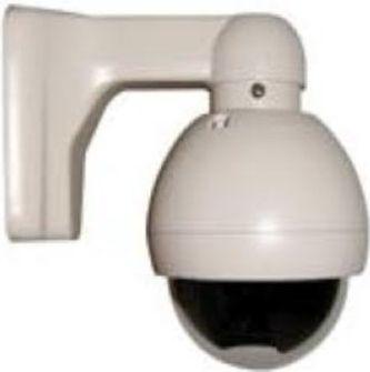 HD-TVI/AHD/analog PTZ Speed Dome kamera - 10X zoom (IP66)