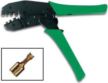 Kabelsko krimptang - Til uisolerede terminaler