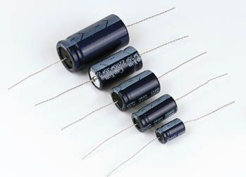 4700uF / 63V vandret elektrolyt