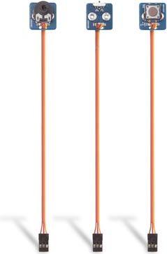 Velleman - ALLBOT® tilbehør - Input pakke